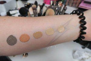 Product Review And Swatches Nyx Pro Foundation Mixers