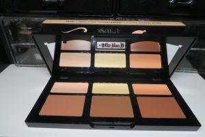 Kat Von D Beauty Shade Light Creme Contour Palette