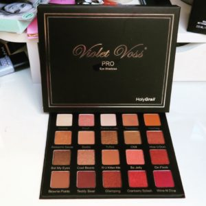 violet voss box and pallet