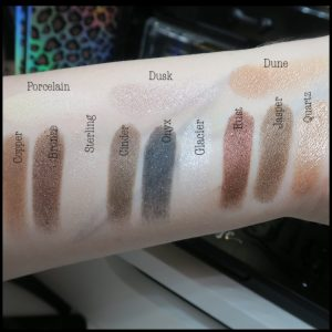 KVD - Shade+Light Glimmer Eye Contour - Swatches