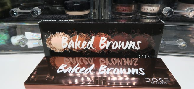 Dose of Colors - Baked Browns - main image