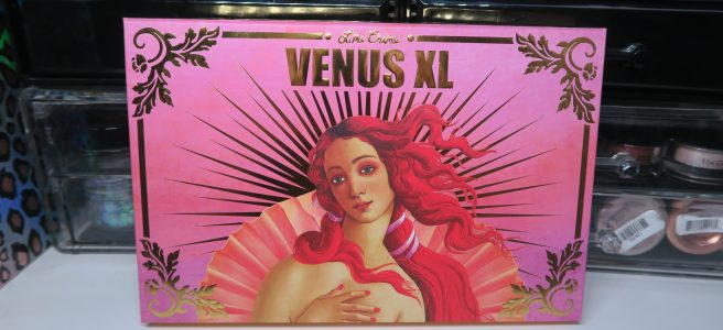New Lime Crime Venus Xl First