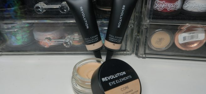 New Affordable Eyeshadow Primers You Have To Try Revolution Pro